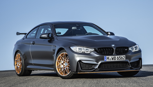 2016 BMW M4, Front-quarter view., exterior, manufacturer, gallery_worthy