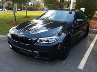 Used Bmw M5 >> 2016 Bmw M5 Pictures Cargurus