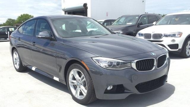 2016 BMW 3 Series Gran Turismo, Front-quarter view., exterior, gallery_worthy