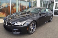 2016 BMW M6, Front-quarter view., exterior