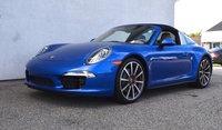 2016 Porsche 911, Front-quarter view., exterior