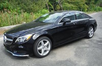 Mercedes-Benz CLS-Class Overview
