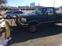 Picture of 1993 Ford F-250 2 Dr XLT 4WD Standard Cab LB, exterior