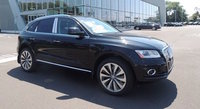 2016 Audi Q5 Hybrid, Front-quarter view, exterior, gallery_worthy