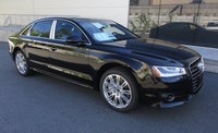 2016 Audi A8, Front-quarter view, exterior, gallery_worthy