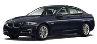 2016 BMW ActiveHybrid 5 Overview