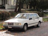 Picture of 1991 Volvo 740 Sedan, exterior
