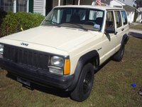 Picture of 1987 Jeep Cherokee 4 Dr STD, exterior