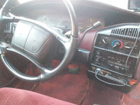 Picture of 1995 Buick Skylark Custom Coupe, interior