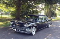 1958 Cadillac Fleetwood Overview