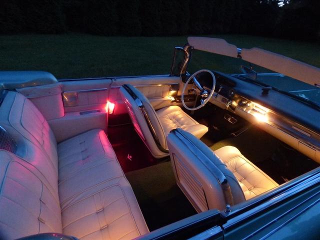 1960 Cadillac Eldorado Interior Pictures Cargurus