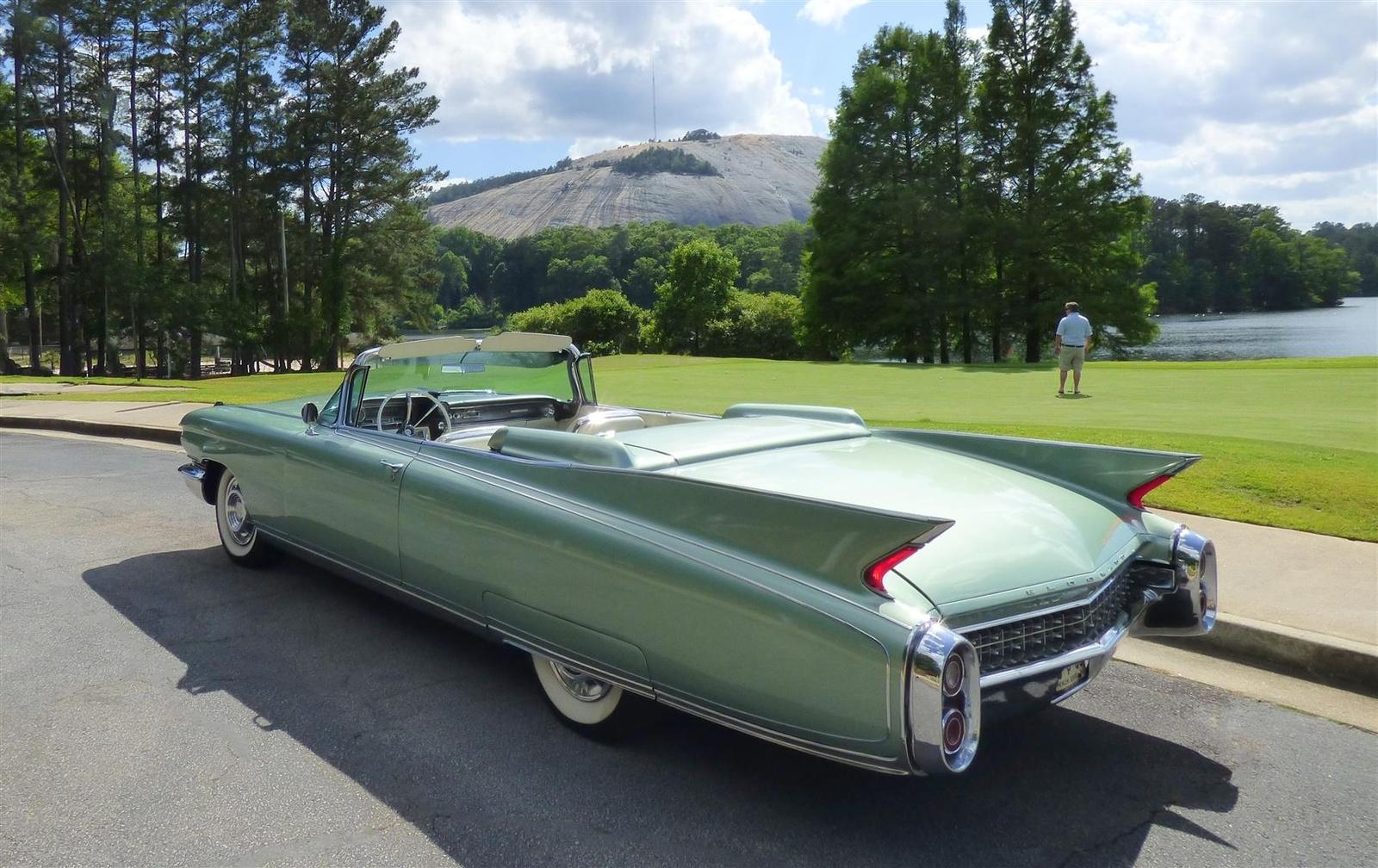 1960 Cadillac Eldorado Overview Cargurus