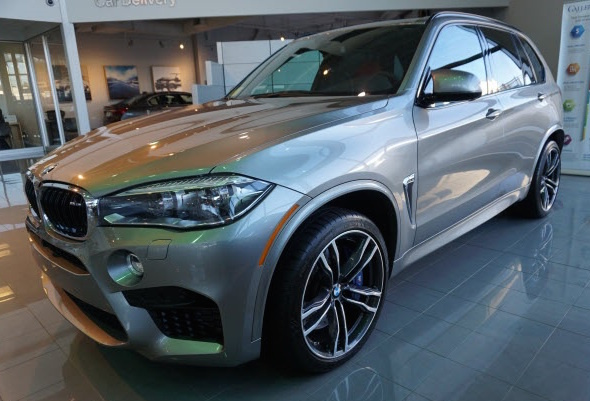 2016 Bmw X5 M Overview Cargurus