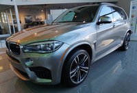 2016 BMW X5 M Overview
