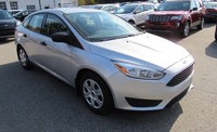 2016 Ford Focus, Front-quarter view., exterior, gallery_worthy