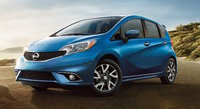 2016 Nissan Versa Note Picture Gallery
