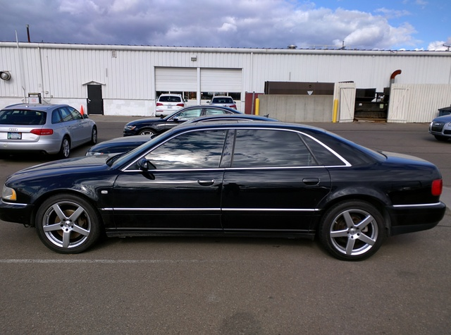 Picture of 2002 Audi A8 L quattro AWD, exterior, gallery_worthy