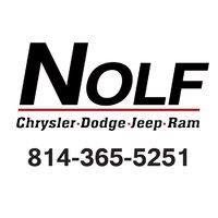 Nolf Chrysler Dodge Incorporated Fairmount City Pa