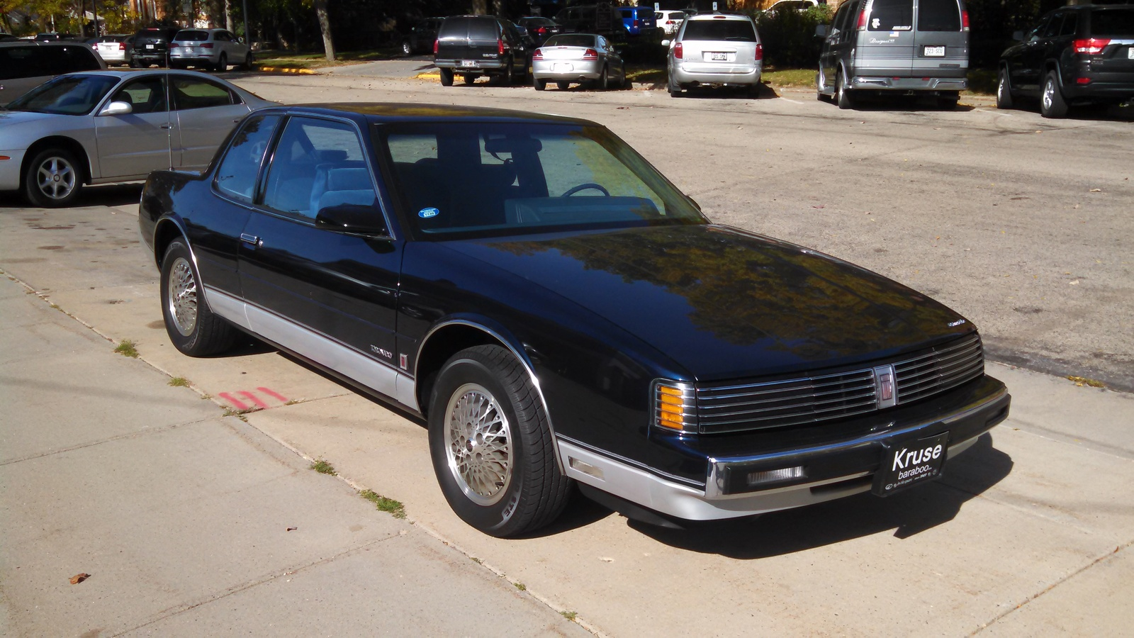 1987 Oldsmobile Toronado Overview Cargurus