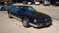 1987 Oldsmobile Toronado Overview