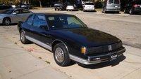1987 Oldsmobile Toronado Overview
