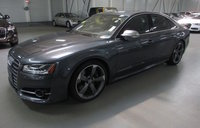 2016 Audi S8 Picture Gallery