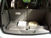 Picture of 2006 Chevrolet Uplander LT AWD Ext wheelbase 3LT, interior