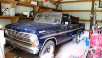 1967 Ford F-100 Picture Gallery