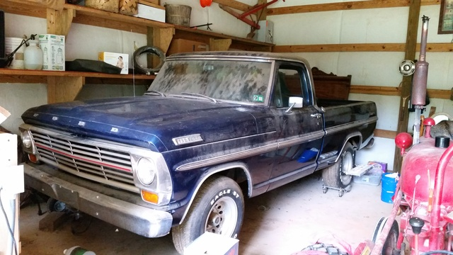 Picture of 1967 Ford F-100