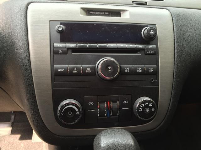2008 Chevrolet Impala Interior Pictures Cargurus