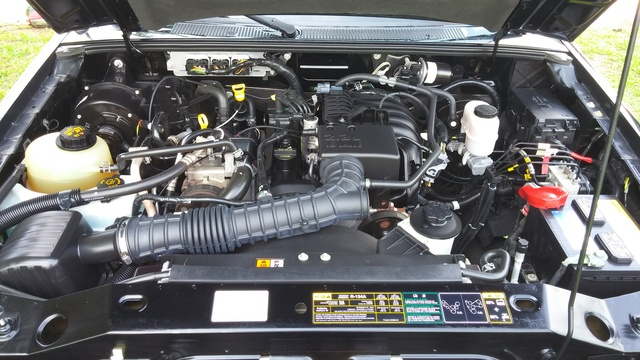 Picture of 2011 Ford Ranger XL, engine, gallery_worthy