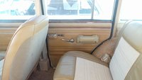 Picture of 1984 Jeep Grand Wagoneer, interior