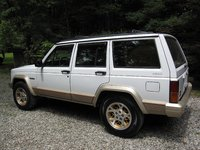 Picture of 1993 Jeep Cherokee 2 Dr Country 4WD SUV, exterior