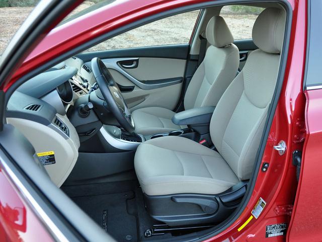 2016 Hyundai Elantra Value Edition Sedan FWD, 2016 Hyundai Elantra Value Edition, interior, gallery_worthy