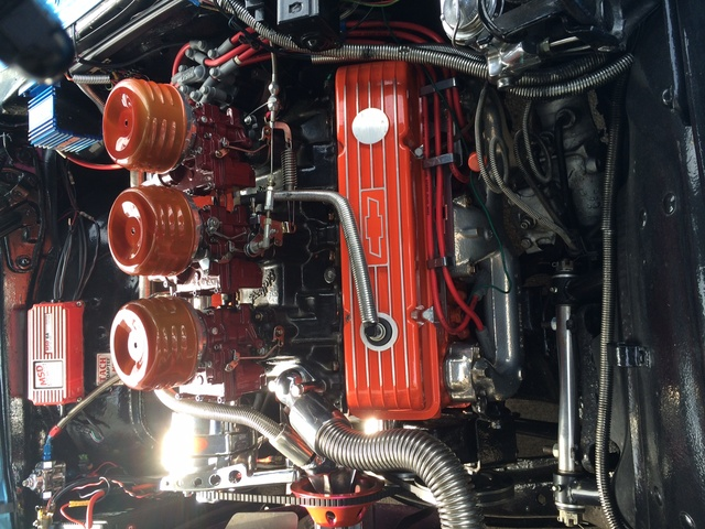 Picture of 1972 Chevrolet Nova, engine