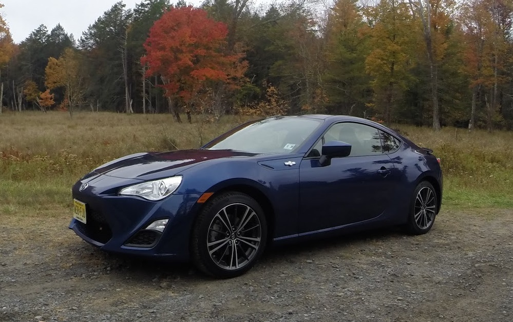 2015 Scion FR-S from IMPA's Test Days