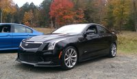 2016 Cadillac ATS-V from IMPA's Test Days, exterior, gallery_worthy