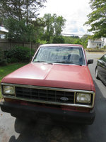 Picture of 1987 Ford Ranger STX Extended Cab SB, exterior