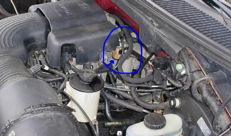 2011 ford mustang fuse box diagram under hood mercury mountaineer questions location of egr valve on  mercury mountaineer questions location of egr valve on
