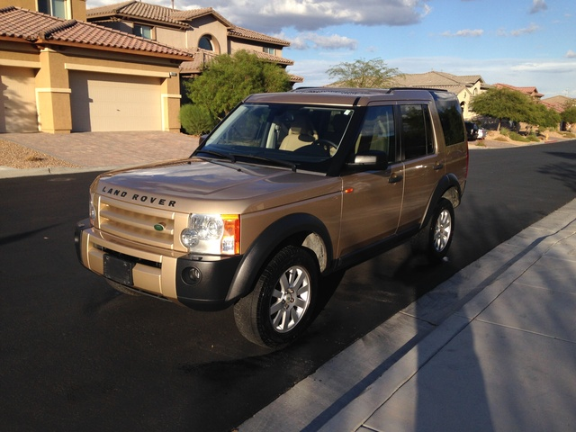 2005 land rover lr3 pictures cargurus - Land rover garage near me ...