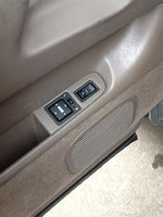 Picture of 1997 Toyota Previa 3 Dr LE Supercharged Passenger Van, interior