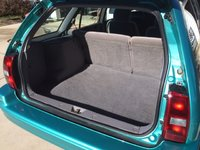 Picture of 1994 Mercury Tracer 4 Dr STD Wagon, interior, gallery_worthy