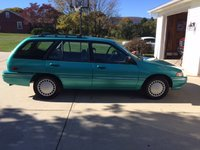 Picture of 1994 Mercury Tracer 4 Dr STD Wagon, exterior, gallery_worthy