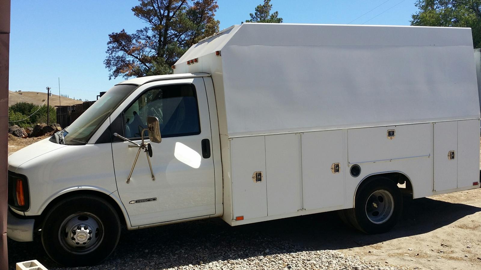Chevrolet Express Cargo Questions - How do i list a car for sale ...