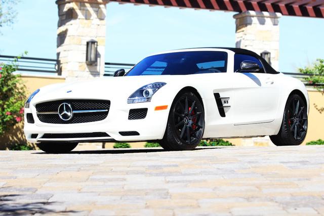 2014 Mercedes-Benz SLS-Class