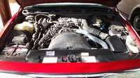 1997 Ford Crown Victoria 4 Dr LX Sedan, engine area, engine