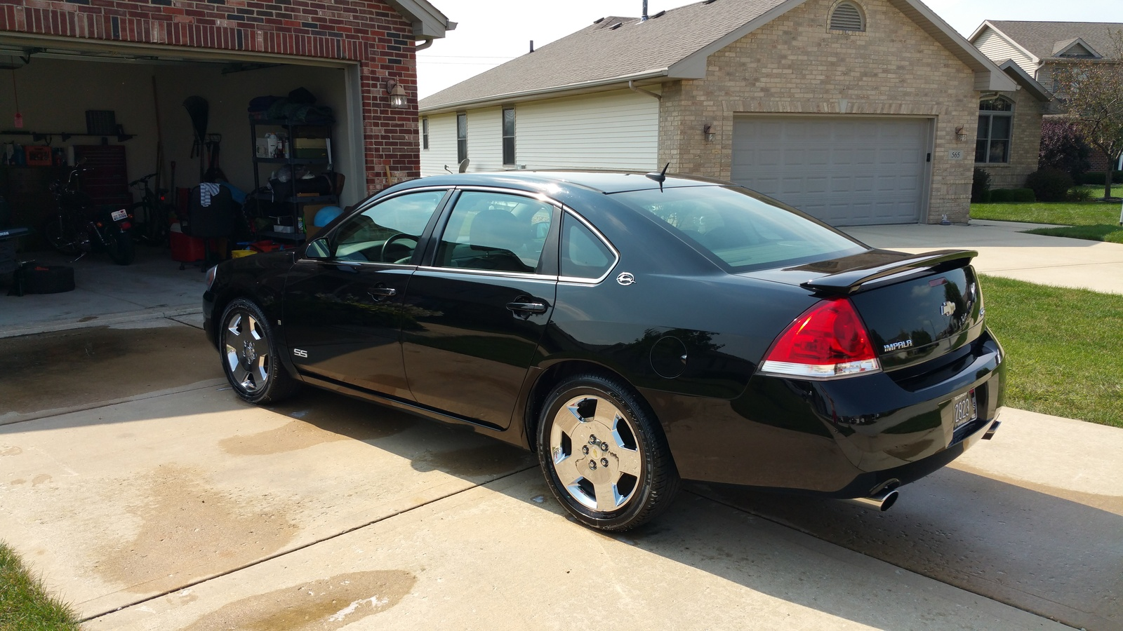 2008 chevrolet impala ss for sale in chicago il cargurus. Black Bedroom Furniture Sets. Home Design Ideas