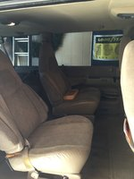 Picture of 1997 Chevrolet Astro LS Passenger Van Extended, interior