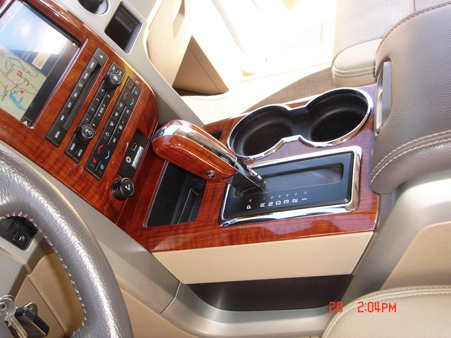 2010 ford f-150 - interior pictures