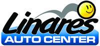 Linares Auto Center logo